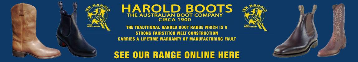 harrold boots
