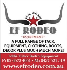 ef rodeo