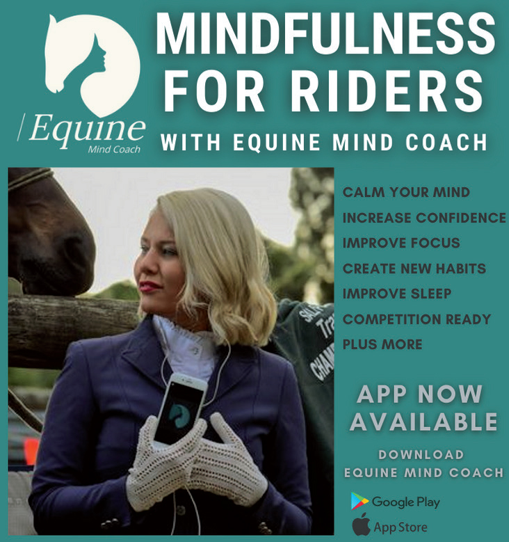 mindfullness for riders